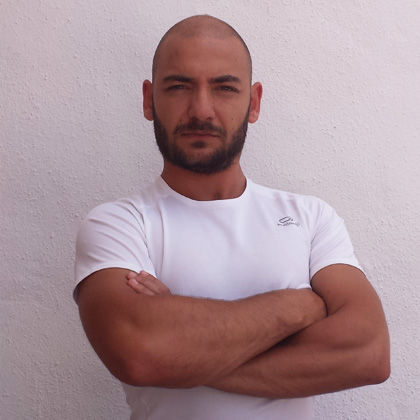 Boyan male masseur physiotherapist Playa del Ingles Maspalomas Gran Canaria